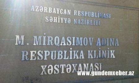 Respublika Klinik Xəstəxanasi Ozbasina Qalib Gundemxeber Informasiya Portali