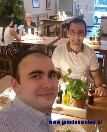 Əli Həsənovun FETO ilə ortaqlığı ortaya cıxdı-FOTO FAKT