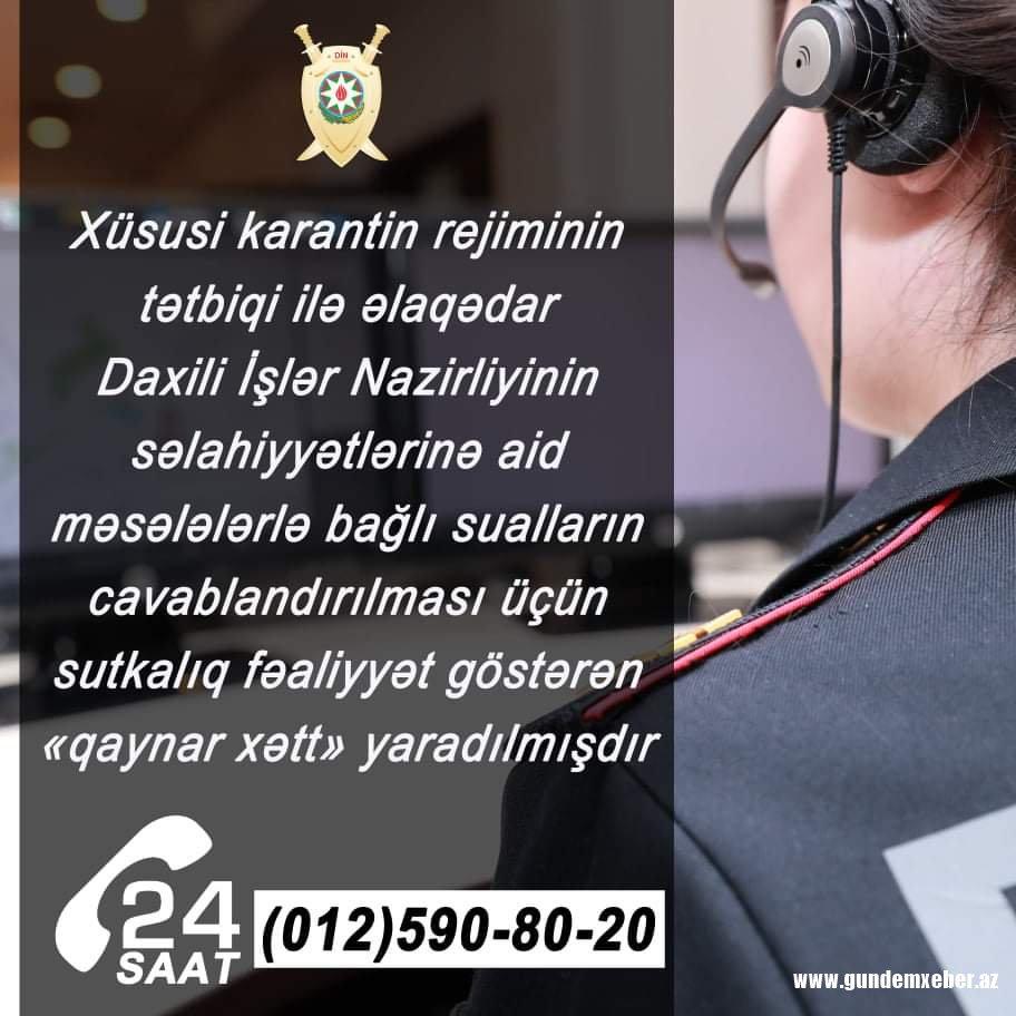 Vətəndaşların nəzərinə! » GundemXeber İnformasiya Portalı
