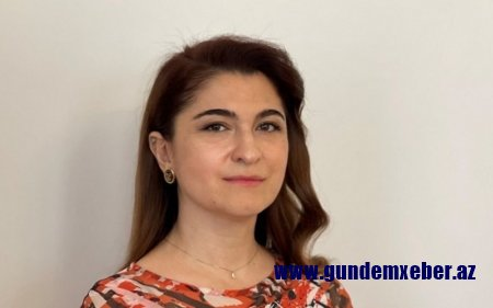 Azərbaycanlı xanım EBRD-nin regional direktoru təyin edildi