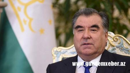Tacikistan Prezidentinin bacısı və qaynanası koronavirusdan ÖLDÜ