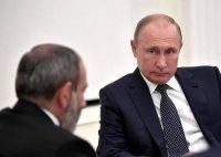 """Ermənistan küncə sıxılır: - """"Putin də proseslərdən razıdır"""""""