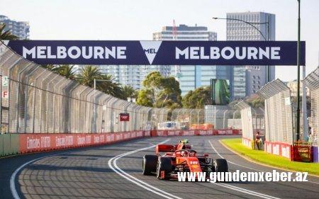 """""""Formula 1"""": Avstraliya Qran-prisi yenə ləğv edildi"""