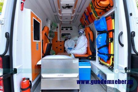 Gürcüstanda koronavirusa yoluxanların sayı 398 mini ötdü