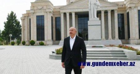 """Prezident: """"Müharibədən ən çox əziyyət çəkən ölkə Azərbaycandır, amma pulu Ermənistana verirlər"""""""