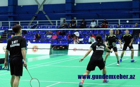MDB Oyunları: Azərbaycanın badminton yığması gümüş medal qazanıb