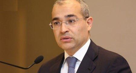 Mikayıl Cabbarov Azərbaycan iqtisadiyyatı ilə bağlı əhəmiyyətli hədəfi açıqladı