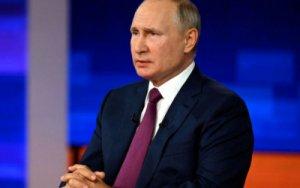 Putin Düşənbə səfərindən imtina etməsinin səbəbini açıqladı