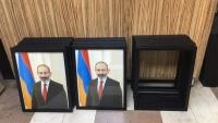 """""""Paşinyanın şəkli məmurların ofislərinə məcburi asılır"""" - Erməni KİV"""