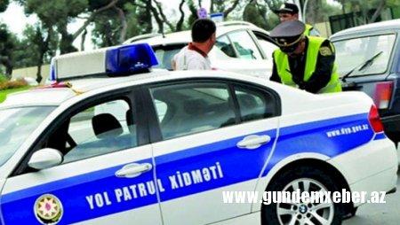 İsmayıllıda sürücü DYP əməkdaşına hücum etdi