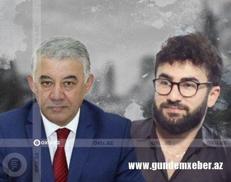 Ramiz Göyüşovun şikayəti ilə tutulan şəxsin istintaqı YEKUNLAŞIR