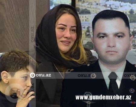 Azərbaycanda şəhid mayorun xanımı ərinin il mərasiminə gedərkən qəzada öldü - YENİLƏNİB + FOTO