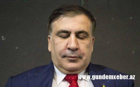 Gürcüstan Ədliyyə Nazirliyi: Saakaşvili həbsxana nizamnaməsini pozub
