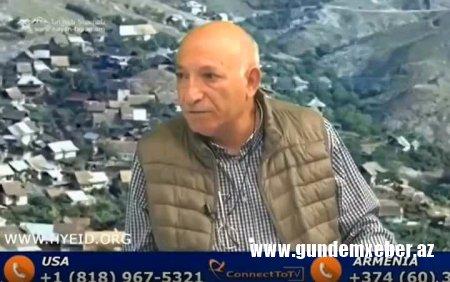 """Ermənistan gürcülərin """"Cavaxk""""ı oğurladığını zənn edir"""