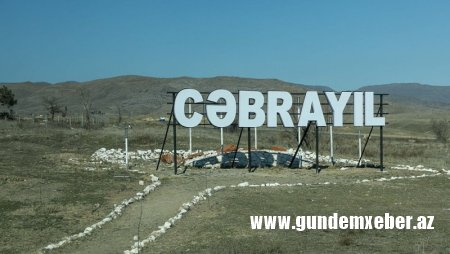 Cəbrayıl rayonunun Çələbilər kəndinin işğaldan azad olunmasından bir il ötür