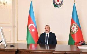 Prezident İlham Əliyev MDB Dövlət Başçıları Şurasının iclasında çıxış edib - TAM MƏTN