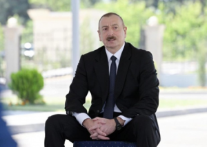 """""""Xudafərin körpüsü Azərbaycan xalqının istedadının sübutudur"""" - İlham Əliyev"""